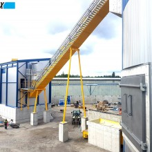 FERRMIX CONSTRUCTION OÜ Biomass handling conveyors