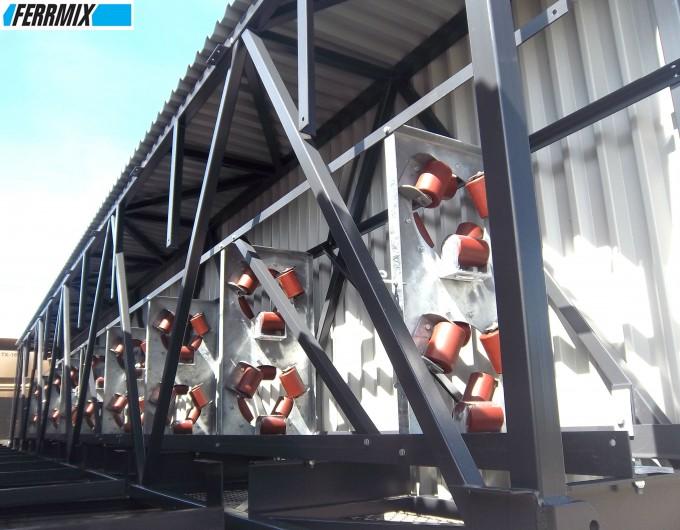 Обслуживающие площадки конвейеров attivio магнитный конструктор транспортер