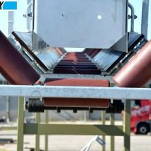 ferrmix construction belt conveyors material handling equipment Modular belt conveyors material handling technology ferrmix