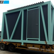 FERRMIX CONSTRUCTION OÜ Production of Belt bridge conveyors and galleries
