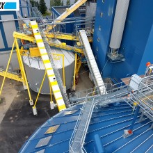 FERRMIX CONSTRUCTION OÜ Chip handling conveyors