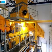 FERRMIX CONSTRUCTION OÜ Biomass handling conveyors
