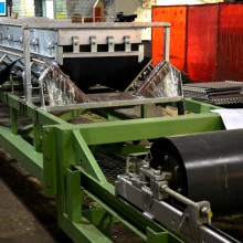 FERRMIX Bridge belt conveyor