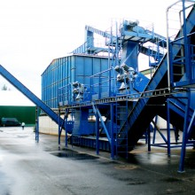 FERRMIX CONSTRUCTION OÜ Production of chain conveyors