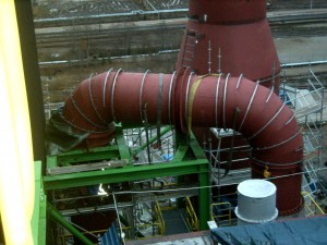 MANUFACTURING OF THE GAS DUCT SYSTEMS AND ELECTROSTATIC FILTERS,FERRMIX CONSTRUCTION OÜ
