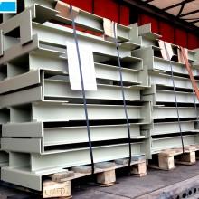 FERRMIX CONSTRUCTION OÜ Production of service platforms