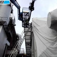 Air filtration equipment