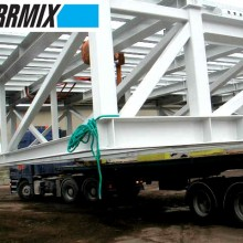 FERRMIX CONSTRUCTION OÜ Production of steel constructions
