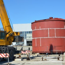 FERRMIX CONSTRUCTION OÜ Production of silos and storages
