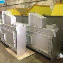 Production of High temperature bucket elevator / FERRMIX CONSTRUCTION OÜ