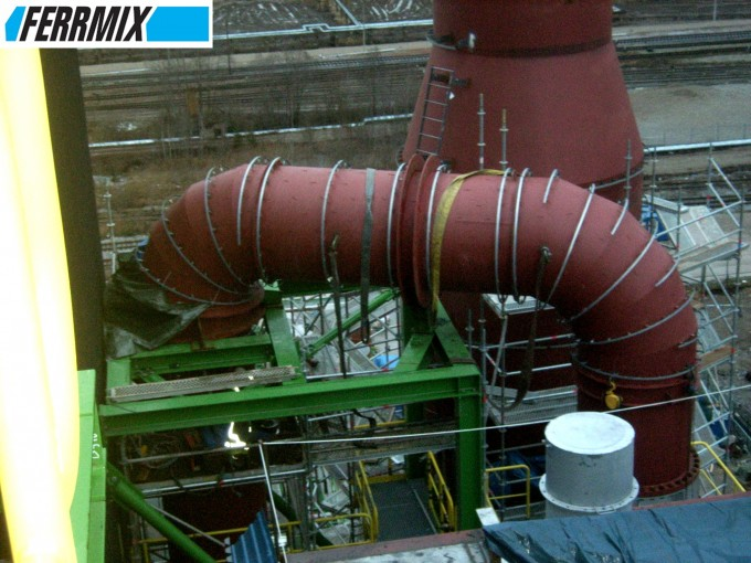 FERRMIX CONSTRUCTION OÜ Production of Gas Duct Systems & DUCTING SYSTEMS | FERRMIX CONSTRUCTION | CONVEYING SYSTEMS | GAS ...