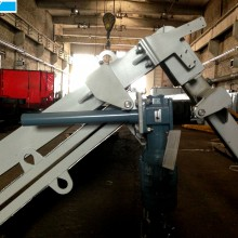 Manufacturing of slide gates/ FERRMIX CONSTRUCTION OÜ
