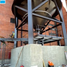FERRMIX CONSTRUCTION OÜ Engineering,manufacturing  of silos, Erection works